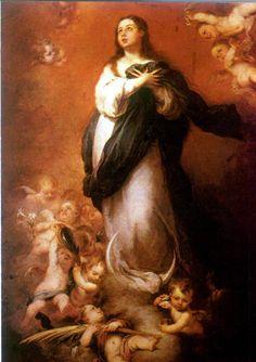 Inmaculada de Murillo, Sevilla.