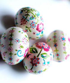 Belleza Pascua huevos | MANOS