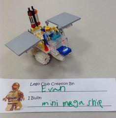 LEGO Club Jan 27