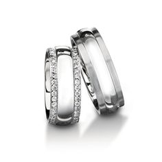 Furrer Jacot Magiques in white gold, platinum and palladium 8.00mm