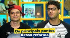 Blog do Arretadinho: Youtubers elogiam Ensino Médio por R$ 65 mil