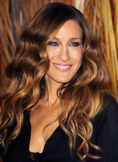 Sarah Jessica Parker Ombré Hair - Perfect Hair Color for Fall