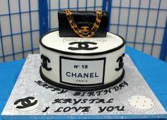 www.CustomCakeDesign.com Channel Themed Cake