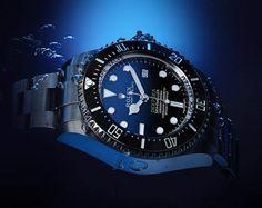 Đồng hồ Rolex Deepsea và sự ra đời đầy thú vị của nó
