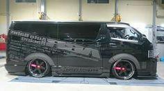 Toyota Hiace mod
