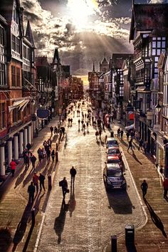 Been here. Chester.