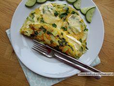 Frittata, Healthy Recepies, Wraps, English Food, Happy Foods, Atkins, Food Hacks, Low Carb Recipes, Hot