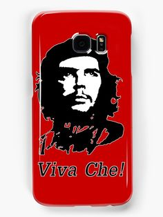 Che Guevara, Viva Che! • 25% OFF selected tees! Use code TEES25 - Also Available as T-Shirts & Hoodies, Men's Apparels, Women's #Apparels, Stickers, iPhone Cases, Samsung Galaxy Cases, Posters, Home Decors, Tote Bags, Pouches, Prints, Cards, Mini Skirts, Scarves, iPad Cases, Laptop Skins, Drawstring Bags, Laptop Sleeves, and Stationeries #design #shirts #phone #style #mobile #galaxy #cases #onsale #sale #che