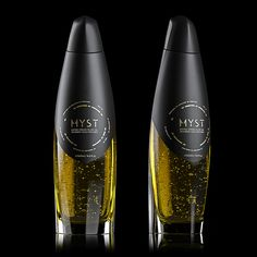 Myst - Ultra Premium Olive Oil on Packaging of the World - Creative Package Design Gallery