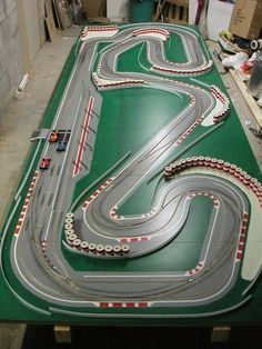 Resultado de imagem para fixing slot car track