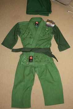 Child's Costume: Kai from Ninjago - Page 2