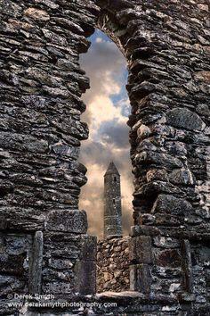 Glendalough Valley, Ireland