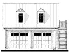 House Plan Design from Allison Ramsey Architects Second Floor, Architects, House Plans, Floor Plans, Exterior, Flooring, How To Plan, House Styles, Design