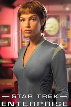 Star Trek Enterprise - Character Page adjusted to 300x450 pics