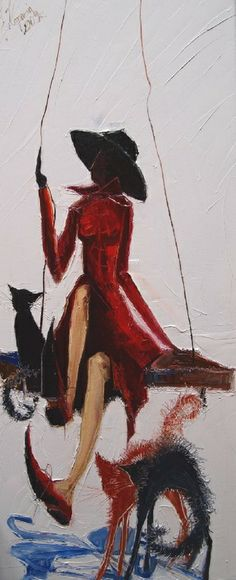 Justyna Kopania   Polish Knife painter   Tutt'Art@   Pittura * Scultura * Poesia * Musica  