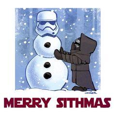 """brian kesinger on Twitter: """"Merry Christmas from starkiller base ..."""