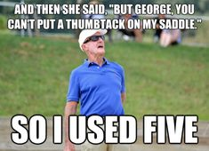 George says the Darndest Things, presented by Eventing Nation