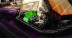 Spaceship, Battle, Sci Fi, Robots, Car, Space Ship, Science Fiction, Automobile, Spacecraft
