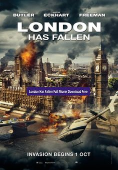 ╬► ╬► https://www.facebook.com/LondonHasFallen2015film ╬► ╬► https://www.facebook.com/LondonHasFallen2015film ╬► ╬► https://www.facebook.com/LondonHasFallen2015film In London for the Prime Minister's funeral, Mike Banning discovers a plot to assassinate all the attending world leaders.The sequel to Olympus Has Fallen follows Gerard Butler showing his 'guns', as he is tasked with protecting civilians from a strike at the Prime Minister's funeral.