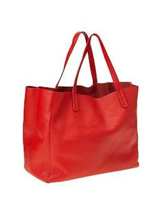 Leather tote   Gap Year of snake is just around the corner!