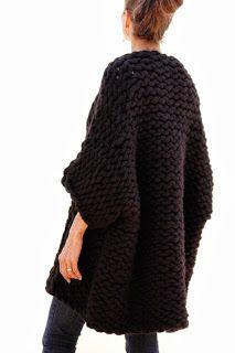Knit 1 LA: the Swing Coat