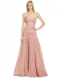 Trumpet/Mermaid Sleeveless Sweetheart Floor-Length Chiffon Pleats Dresses http://www.sheadline.com  http://www.sheadline.com/index.php/prom-dresses.html