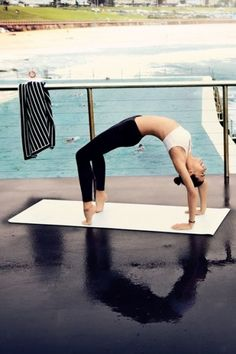Geen excuus, yoga it is! - Nieuws - Lifestyle - GLAMOUR Nederland | This is exactly what I've been trying to do lately