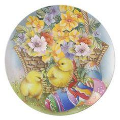Easter chicks, Pâques, Pascua, Ostern, Pasen, Pásc