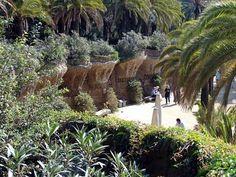 Парк Гюел – Барселона, Испания