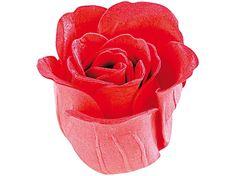 rote Rosenseife Badezusatz - das Geschenk zum Valentinstag