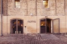 René Redzepi – Chef and Owner and his staff at Noma in Copenhagen shot for Edible Selby book « the selby
