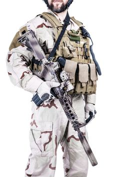 Army Ranger Tactical Loadout US Spec Ops Special Forces #SpecialForces #military…