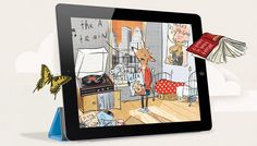Story Box Library - an Australian online storytelling resource featuring popular authors, illustrators, teachers' notes and activities for s...