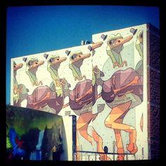 [ Paris Tonkar magazine ] #graffiti #streetart #urban #lifestyle: Instagraff #3