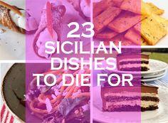 <b>No need to hop on a plane to eat these.</b> You can make great Sicilian food at home!