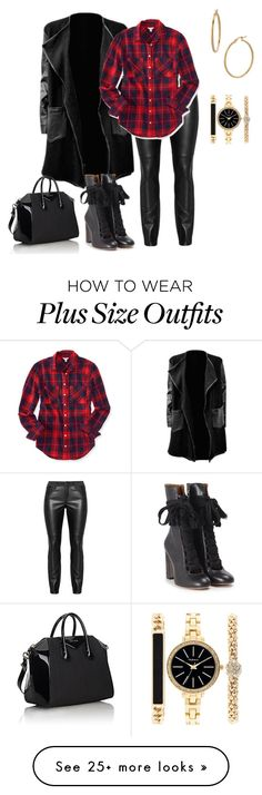 """""""Untitled #1101"""" by sdee02 on Polyvore featuring Aéropostale, Chloé, Givenchy, Style & Co. and Bony Levy"""