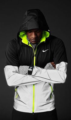 Nike Flash Reflective, Water-Resistant Running Gear in my article . Cool Fitness Gear (Part Original article and pictures take . Nike Shoes Cheap, Nike Free Shoes, Nike Shoes Outlet, Running Shoes Nike, Cheap Nike, Nike Running Jacket, Buy Cheap, Nike Fashion, Sport Fashion