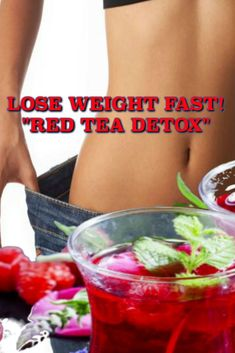 8 fasten hirschhausen A safe and healthy home detox and cleansing program to rid your body of toxins and to lose weight fast. Weight Loss Tea, Weight Loss Secrets, Weight Loss Detox, Easy Weight Loss, How To Lose Weight Fast, Losing Weight, Red Tea Benefits, Body Detox Drinks, Detox Tea Diet