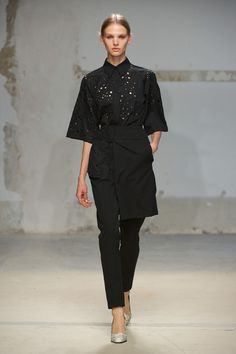 DAMIR DOMA Ready to Wear Spring / Summer 2014 - Look 29