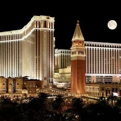 The Venetian Las Vegas.  This casino is gorgeous.  The stores and canals are very nice.