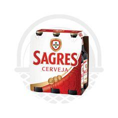 Biere Sagres 6x33cl