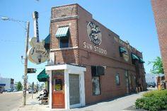 Sun Studio Memphis, Tenessee