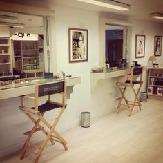 Our Beautiful Makeup Studio Making Faces