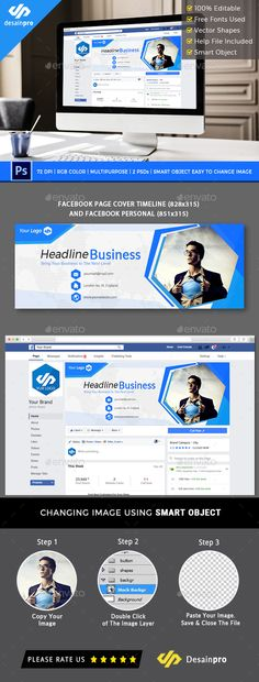 Pin by best Graphic Design on Facebook Timeline Cover Templates - advertising timeline template
