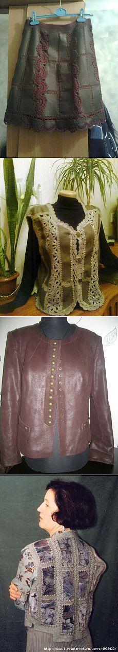 Вязание+ткань,мех,кожа | Записи в рубрике Вязание+ткань,мех,кожа | Дневник