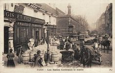 The Halles of Paris - Paris 1er