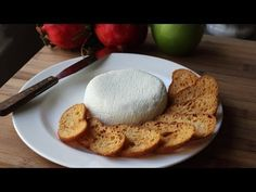 Homemade Cream Cheese - Creamy Yogurt Cheese Spread Recipe - Find and Share Everyday Cooking Recipes Home Made Cream Cheese, Make Cream Cheese, How To Make Cheese, Homemade Cheese, Homemade Butter, Homemade Yogurt, Cooking Ingredients, Cooking Recipes, 2 Ingredient Recipes