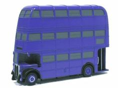 Amazon.com: Harry Potter Corgi Die-Cast Collectible Vehicle Knight Bus: Toys & Games