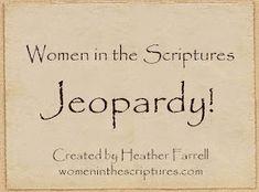 scriptur jeopardi, relief societi