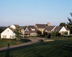 Peter Zimmerman Architects - New House, Unionville, PA